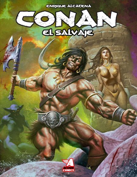 lector action comics conan 450