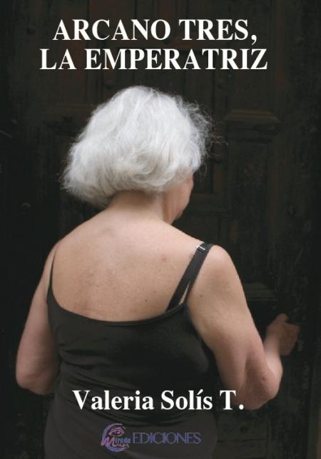 lector mirada maga ediciones valeria solis arcana 3 la emperatriz portada